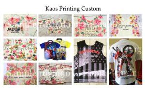 kaos-printing